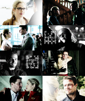 easier to be - oliver x felicity by take-a-leap-of-faith