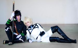 Owari: Seraph and Vampire by Smexy-Boy