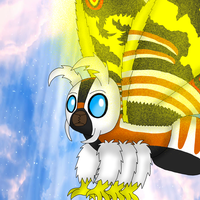 ~Mothra~ by GalaxyGoatZilla