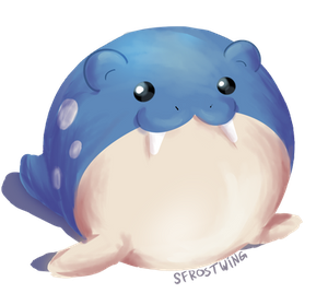 Spheal by SFrostWing