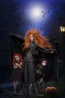 Bewitched by TL-Designz