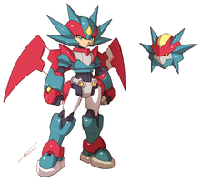 Vent and Model Salamence