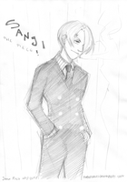 con sketch - sanji by thanoodles