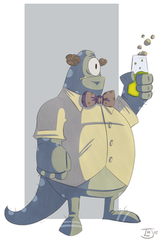 The Scientist by Jambo86