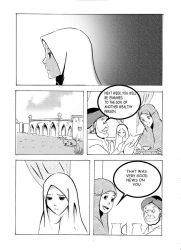 page13-The Pious Student by yana8nurel6bdkbaik