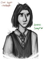one layer snape by israeli14