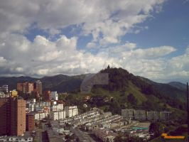Manizales: SanCansio Sunset by halconfenix