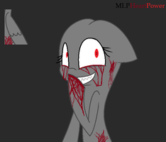 MLP base pony blood by heartpowerXD1