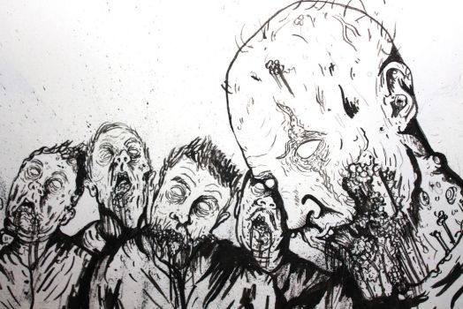 Zombies by ReVerbaration