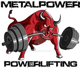 Mol323 1 0 Angry Powerlifter Bull By VojtCzech