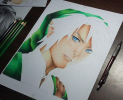 WIP- Link ( Laovaan) by Fhilippe124