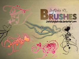 brushes pack 001 by juststyleJByKUDAI