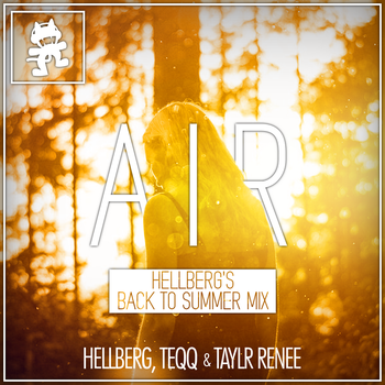 Air (Hellberg's Back to Summer Mix) [Cover Art] by iamthek3n