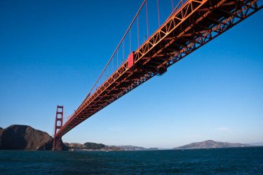 Golden Gate by cardinal