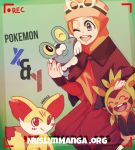 Submission : Pokemon X and Y by Ukhti63