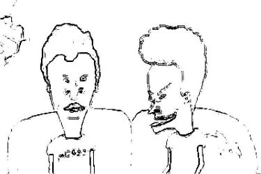 beavis and butthead by stripedbat