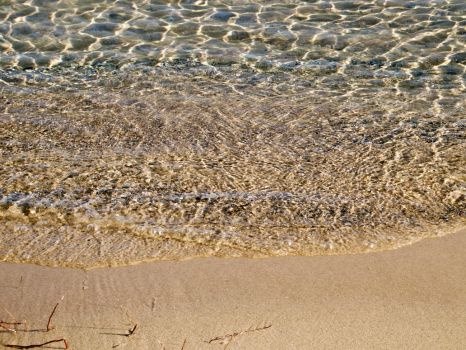 Crystal Clear Water II by Baq-Stock