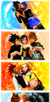 MMDKH ~ Valentine Roses Comic by XxChocolatexHeartsxX