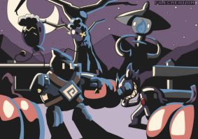 Pokemon: Ghostly Meetingpoint