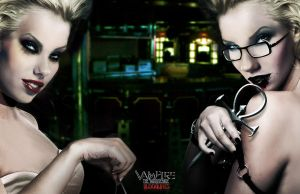 VtMB - Jeanette and Therese Voerman by nicolehayley