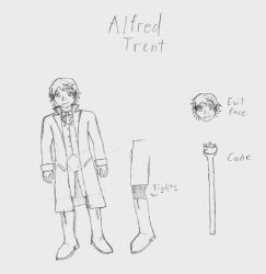 Archons - Alfred Trent by Laharl234