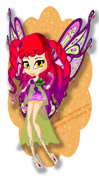 Tacierra Enchantix +Chibi+ by CuteKalina