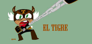 Test Tigre by Garabatoz