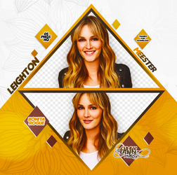 PACK PNG 252 // LEIGHTON MEESTER by OMG-PNGS