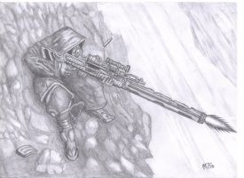 Sniper 001 by eagleeyeking