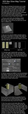 3ds max glow map tutorial by toneloperu