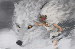 A difficult way... ( Princess Mononoke ) by AnatoFinnstark