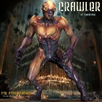 Crawler, by SUmmoner by FantasiesRealmMarket