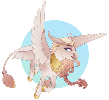 MYSTERY ADOPTABLES | MAY 16 ANGELIC by queerly