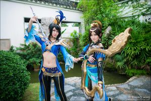 Dynasty Warriors 7 - 07 by shiroang