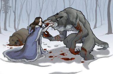 In defense against the bear by RipeDecay