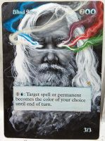 Magic Alteration: Blind Seer by Ondal-the-Fool