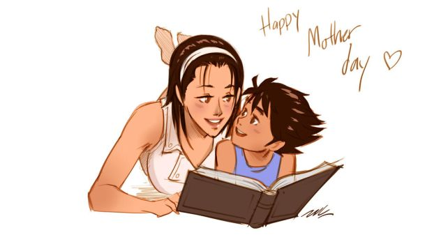 happy Mother Day, Jun by Seeso2D