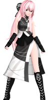 Project Diva Arcade Future Tone Conflict Luka by Luke-Flame