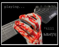 - PLAYING ... TILL DEATH. - by hexecutor