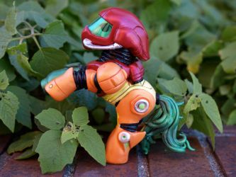 Samus Pony II by techneurology