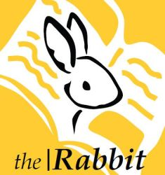 the Rabbit Logo by mapgie