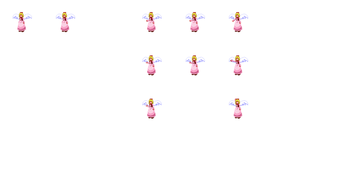 TH4 - Gengetsu - CTC Styled Sprites by ABoringGuy64
