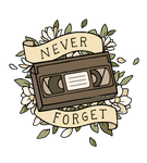 VHS: Never forget by Kata-elf