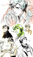 Sherlock : A sketch and practice by oirbmeamu