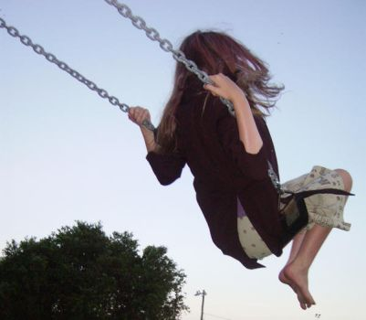 Swing Set 04 by faceless-stock