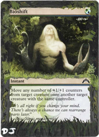 Bioshift Alter. Magic the Gathering. by DJdrummer