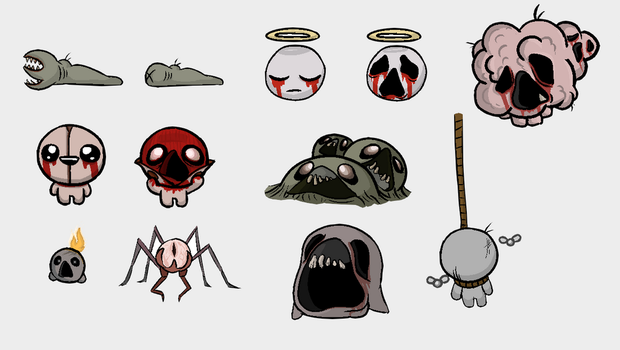 More monster mockups by CheeselessDorito