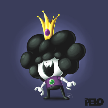 King Pebot by SrPelo