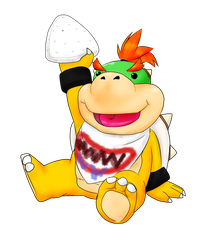 Cooking with a Koopa icon by Ynnep