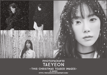 Taeyeon #Photopack50 by TaylorZoe
